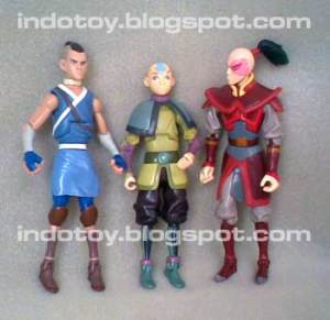 Avatar Action Figure (Loose) - Rp. 85.000
