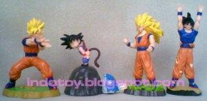 Dragon Ball Action Figure