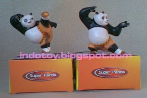 Kungfu Panda Action Figure