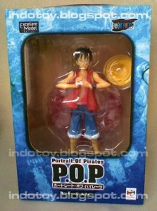 POP One Piece Monkey D Luffy