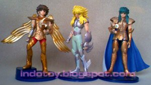 Saint Seiya Action Figure