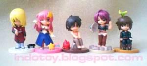 Cewek Gundam Chibi - Rp. 75.000