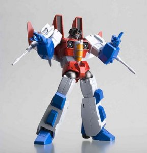 jual Revoltech Transformer Action Figure