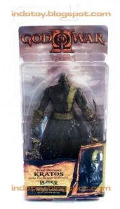 Jual Action Figure God of War 2 : Kratos Dark Odyssey - Rp.300.000