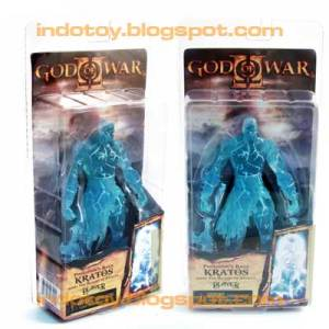 Jual Action Figure God of War 2 : Kratos Poseidon's Rage - Rp. 300.000