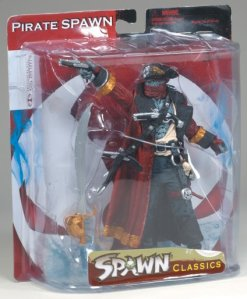 SPAWN PIRATE 2 series: 34 - Rp.250.000