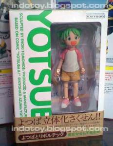 Revoltech Yotsuba Rp. 250.000