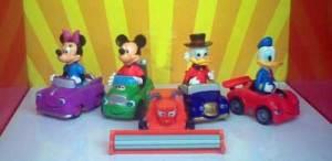 Jual Mini Disney Car