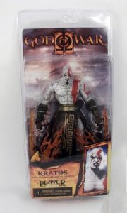 Kratos God of War II  Flaming Blade of Athena