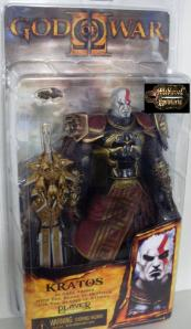 Jual Action Figure Kratos Ares Armor