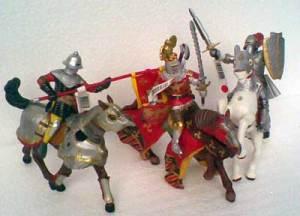 Jual Horse Knight Figure