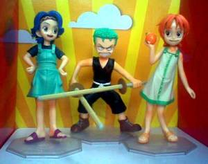One Piece Kid Version seri 2