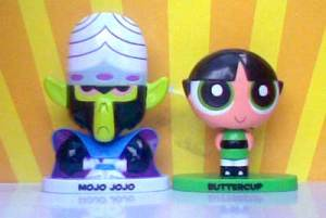 Power Puff girls - Mojo jojo