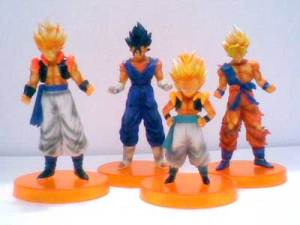 Action Figure Dragon Ball Z seri 3