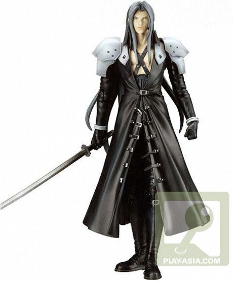 Jual Final Fantasy VII Advent Children Action Figure No.3 ...