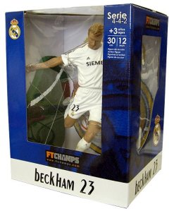 FT Champs David Beckham Action Figure
