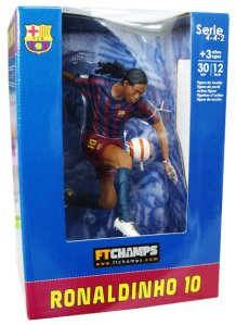 FT Champs Ronaldinho Action Figure