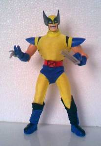 X-Men set Action Figure