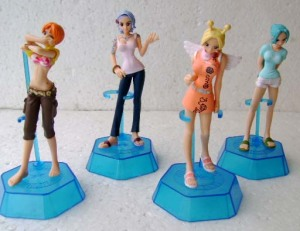 Jual Action Figure One Piece : Grand Line Jewelry Girls Collection