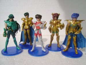 Jual Saint Seiya Seri 3 action figure