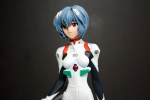 Jual PVC Figure : Rebuild of Evangelion EX Figure: Rei Ayanami