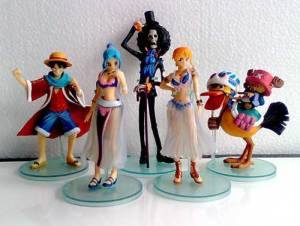 Jual One Piece Alabrasta Figure