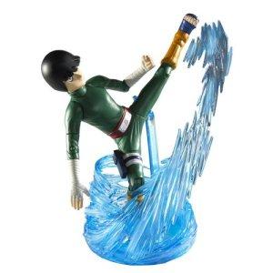 Rock Lee Shonen Jump Premium Sclupt - 8 inch