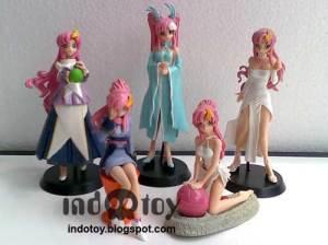 Jual Cewek Gundam Merry Chambell Figure