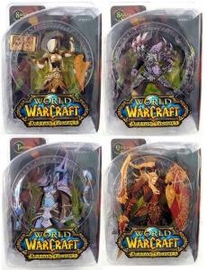 Jual World of Warcraft seri 3 Action Figure