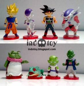 Jual Dragon Ball 8.7 Figure