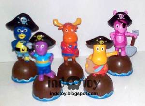 Jual Backyardigans figure