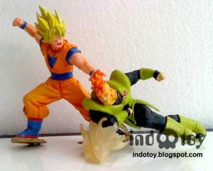 Jual Dragon Ball Fighting seri 2 Action Figure
