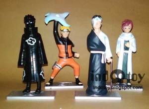 Jual Naruto Figure Series 4.5