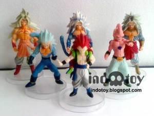 Jual Dragon Ball GT seri 01 figure