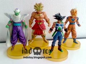 Jual Dragon ball Z seri 6