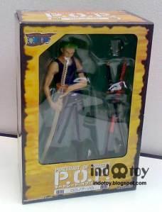 Jual POP Roronoa Zorro Figure