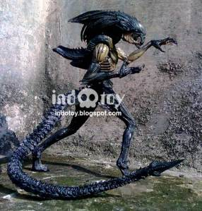 Jual Predaliaen Action Figure (loose)