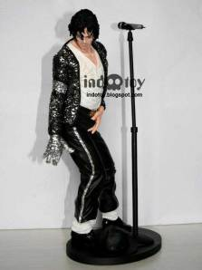 Jual Michael Jackson Billie Jean Action Figure