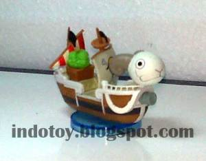 Jual Mini Going Merry Figure