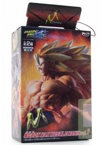 """Jual Dragon Ball Muscle Mania vol.01 : Goku Saiyan 3 """