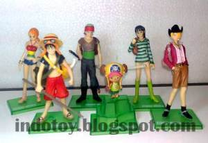 Jual One Piece Strong Word Trading Figure