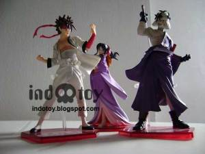 Jual Samurai X action Figure