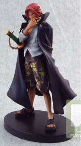 Jual Action Figure One Piece Grandlinemen Shank volume : 2