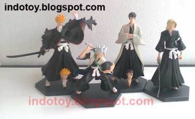 Jual Bleach seri 1 Action Figure