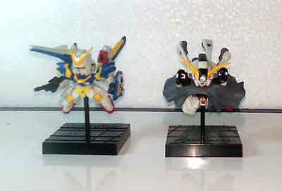 Jual Mini Gundam Petit Figure