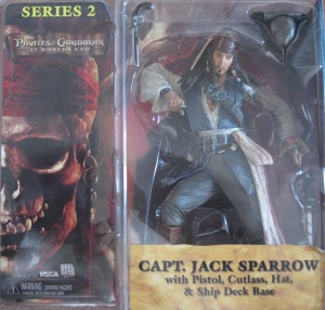 Jual Capt Jack Sparrow - Att World End Seri 2