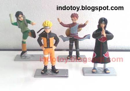 Jual Naruto 4.11 Action Figure