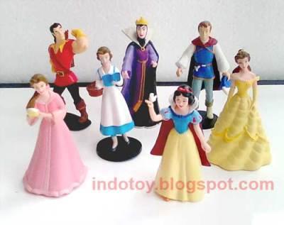 Jual Disney Princess isi 8