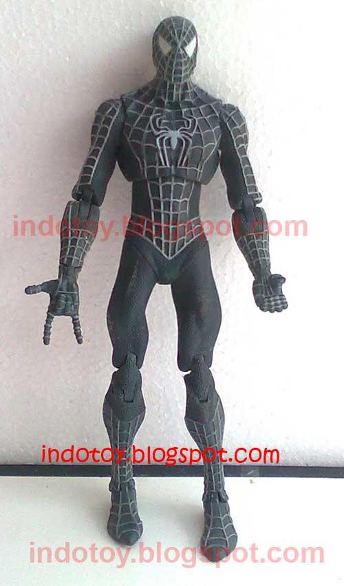 Figurine Pop! Marvel Spiderman Black Suit Edition Limitée Funko Fig...