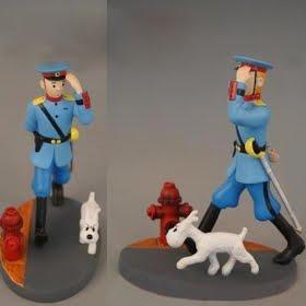 Jual Tintin Policeman Figure